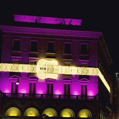Fendi Building, Rome Italy.