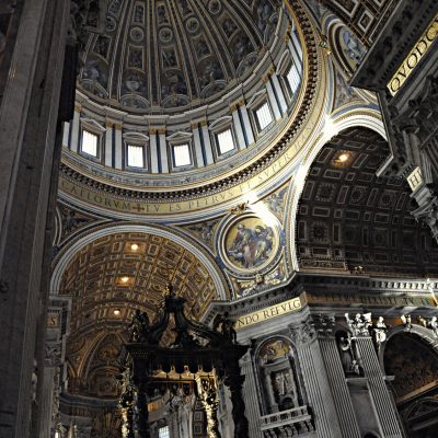 Saint Peter's Basilica, Vatican, Rome