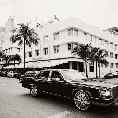 Miami Beach, Pimp my ride.