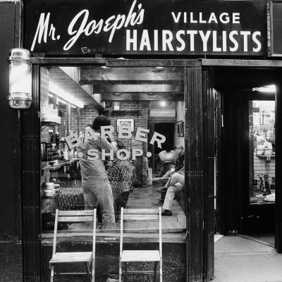 Mr Joseph's Village Hairstylists NYC